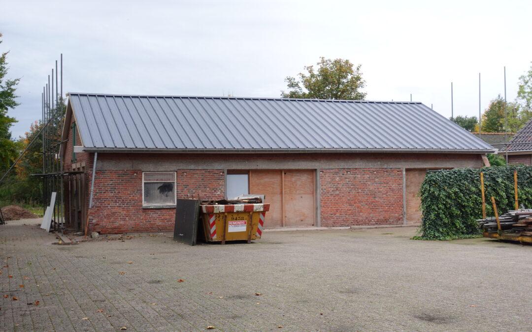 Het dak van FRIS & VITAAL zit erop